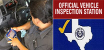 State inspections your vehicle in Texas
