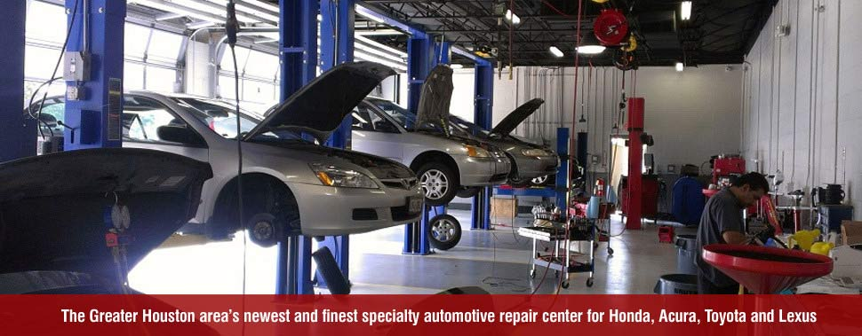 honda repair houston
