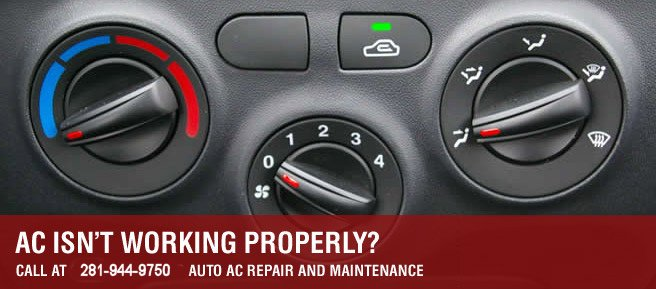auto ac service and repair